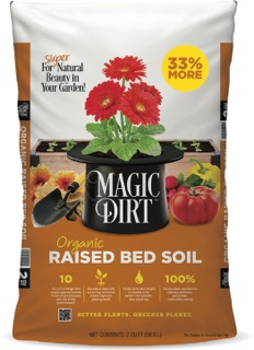 Magic Dirt Raised Bed Soil